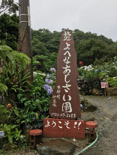 yohenaajisai garden