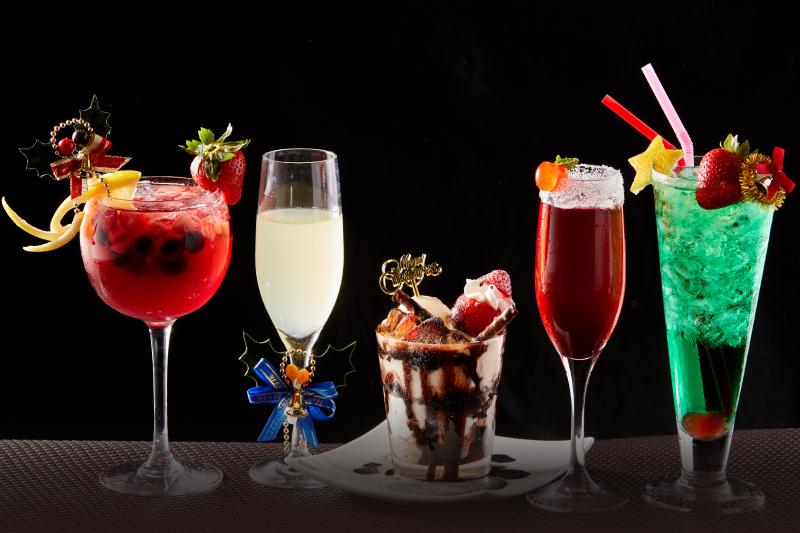 Lounge & BAR high of the sky ☆Christmas cocktail & sweets fair 2017