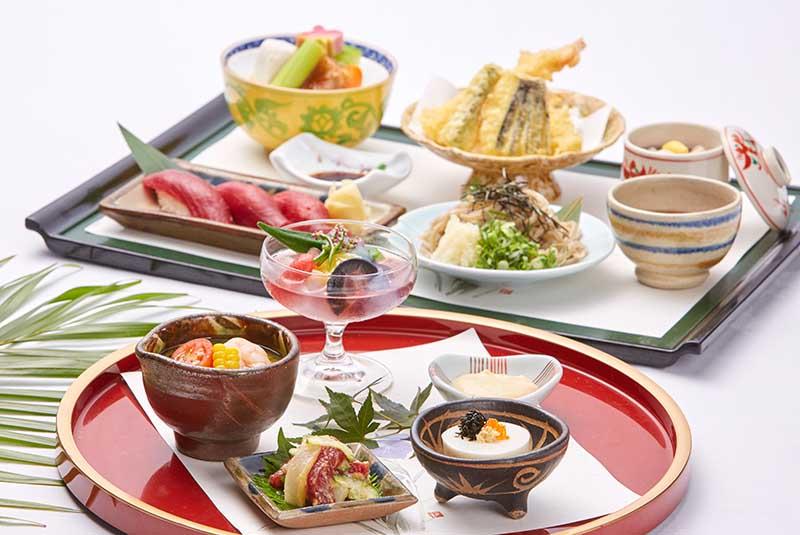 季節の和食「涼風御膳」のご案内