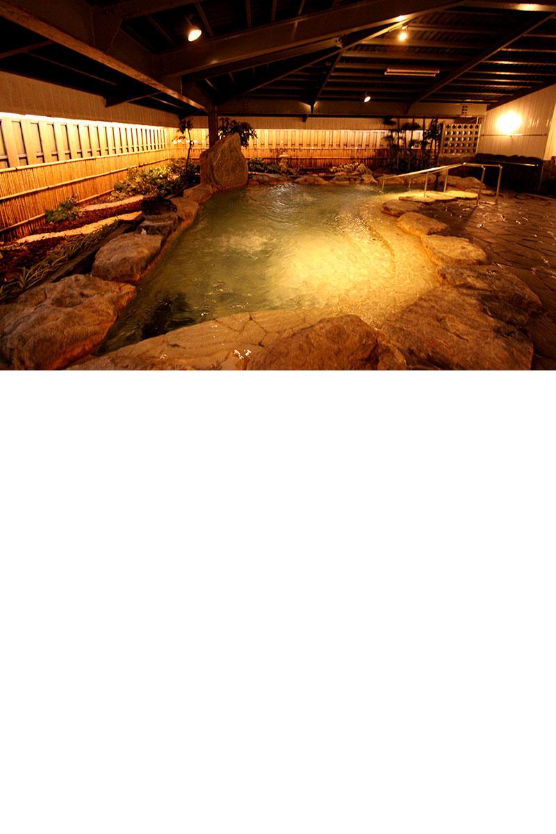 【ホテルマハイナ】大浴場更衣室緊急工事に関するご案内