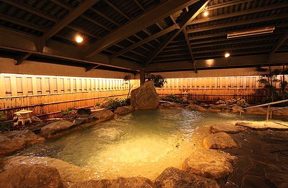【系列施設】ホテルマハイナ 大浴場改修工事に関するご案内