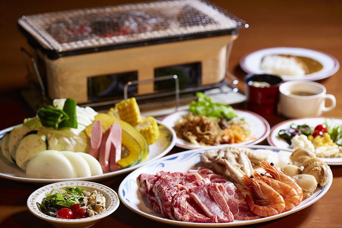 【系列ホテル情報】GW限定OPEN!「マハイナ炭火焼肉祭」開催!