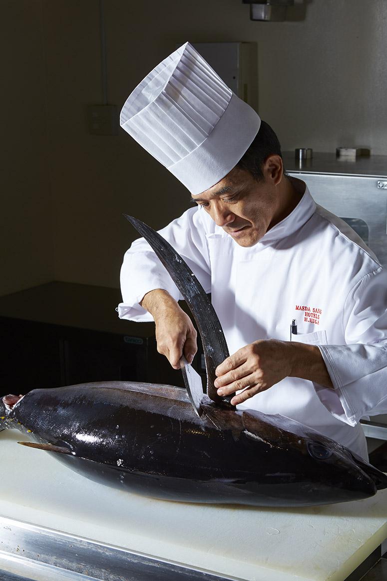 【系列ホテル情報】ホテルマハイナの「地元漁港直送! マグロ&近海魚フェア」